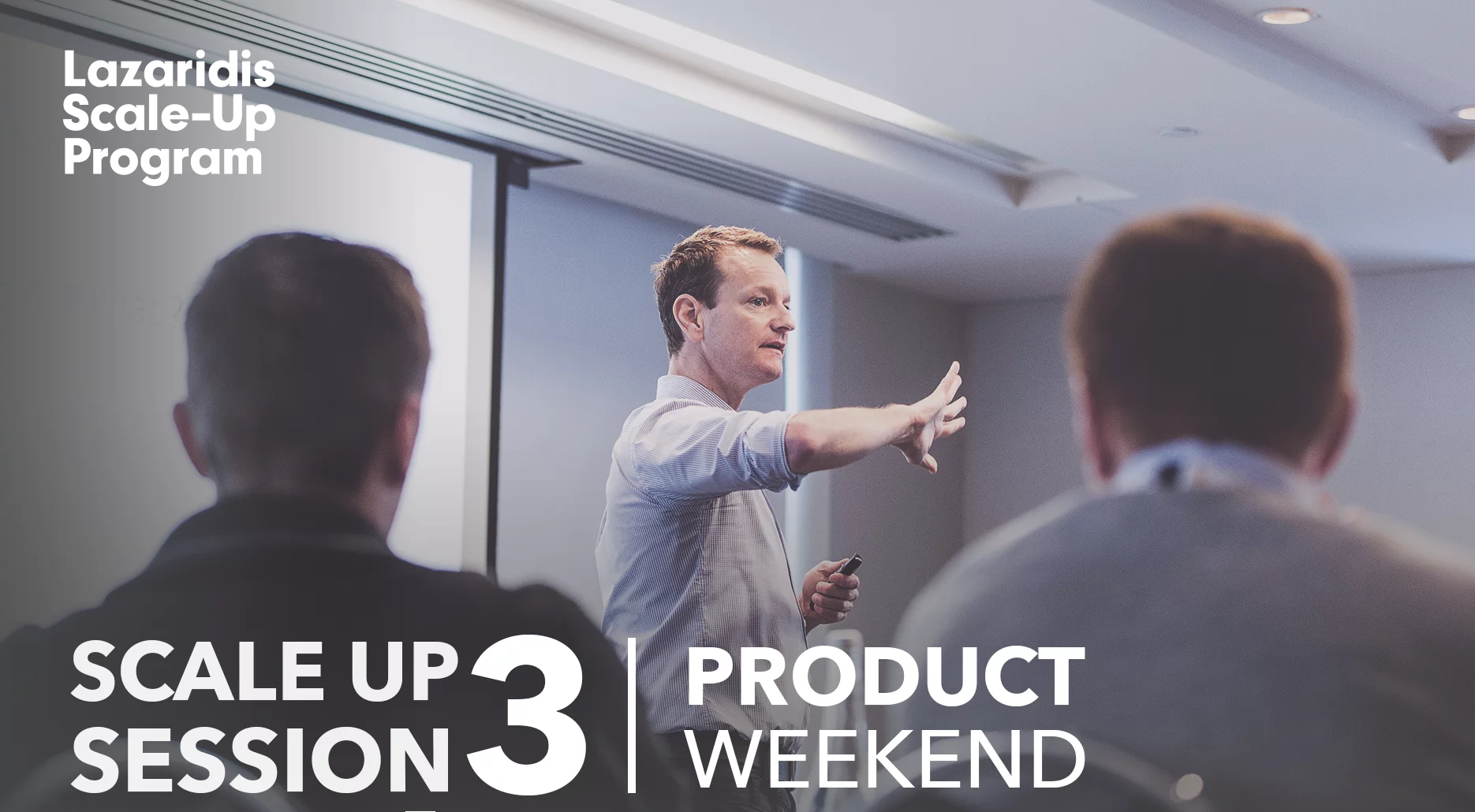 Highlights from the Lazaridis ScaleUp Program's Product Weekend