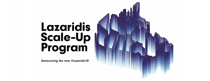 meet cohort 2 of the Lazaridis Scale-Up Program